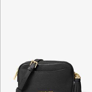 MK Pebbled Leather Convertible Belt Bag